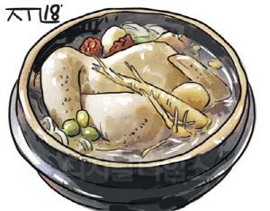 [김연수의 푸드 테라피] 전국민 음식축제 복날 `복달임`